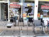 Tekerlekli Sandalye