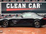 CLEAN CAR MERCEDES SLS 6.3 AMG CARBON BLACK ÖZEL SİPARİŞ